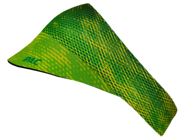 P.A.C. Ultra Visor Hoofdband, groen
